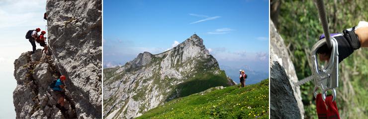 teaser_5 Gipfelklettersteig Rofan