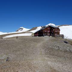 Oberwalderhütte - idealer Stützpunkt